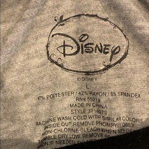 "Disney Tops - Disney ""LOVE"" Long Sleeve-Size Large"